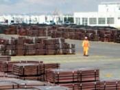 Puerto Angamos alcanza 12 millones de toneladas de cobre transferidas