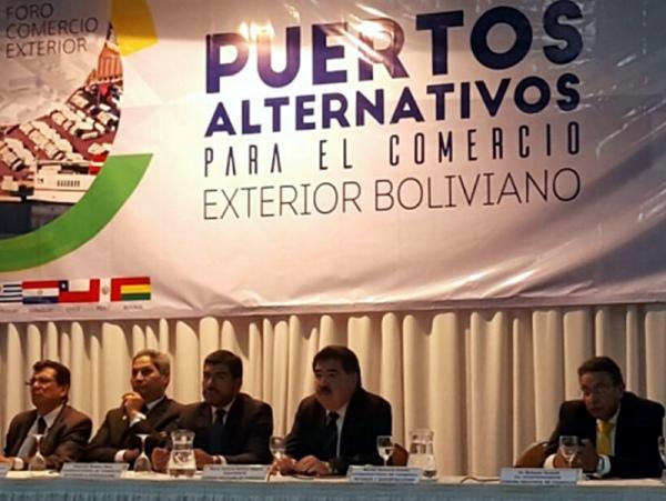 Empresarios llaman a gobierno de bolivia a crear una for Gobierno exterior