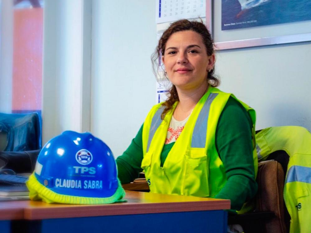 Mujeres de la industria marítima abren paso a la igualdad en el sector