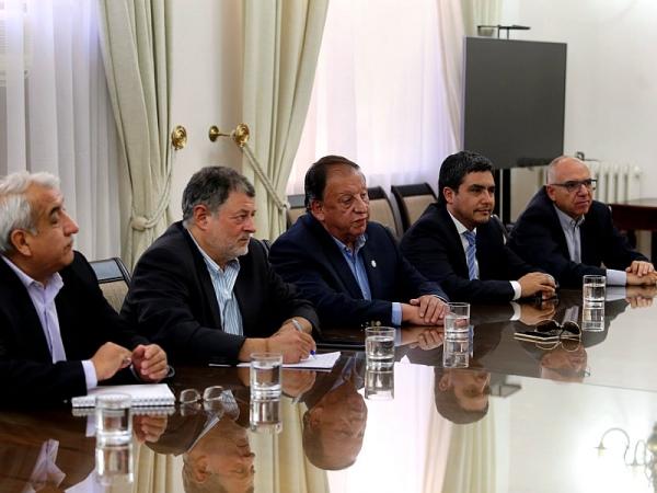 Ministerio del interior entreg a cntc borrador de for Ley del ministerio del interior