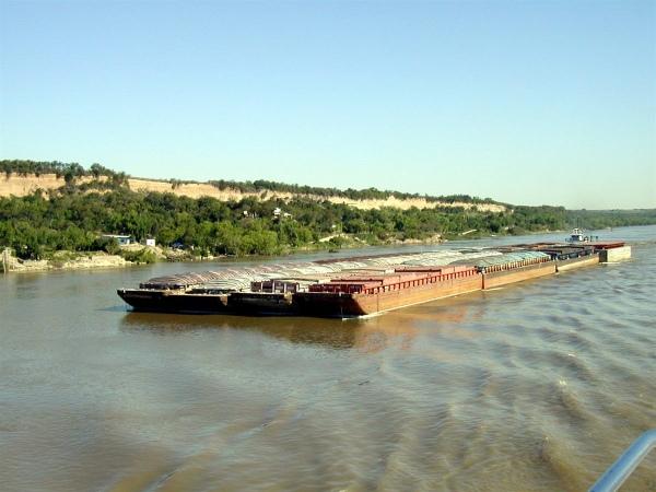 105 terminales portuarias activas se ubican en la hidrovía Paraguay-Paraná