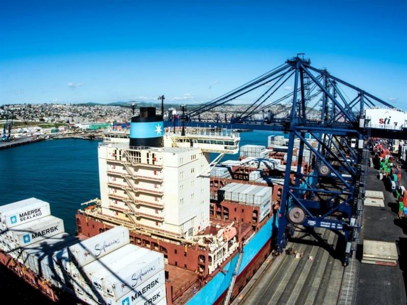 Puerto San Antonio lidera transferencia de carga en Chile