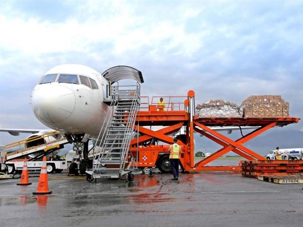 Aeropuerto Internacional Jorge Chávez de Perú movilizó 285 toneladas a diciembre de 2018