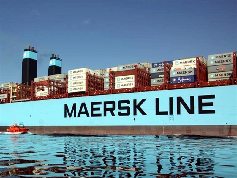 Ebitda En Maersk Registra Millones Un Us 2018 pMoller 3 A De 800 H2ED9I
