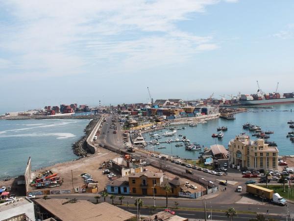 Puertos de Tarapacá, Chile: durante septiembre movilización de carga portuaria disminuyó 3,7% - MundoMaritimo.cl