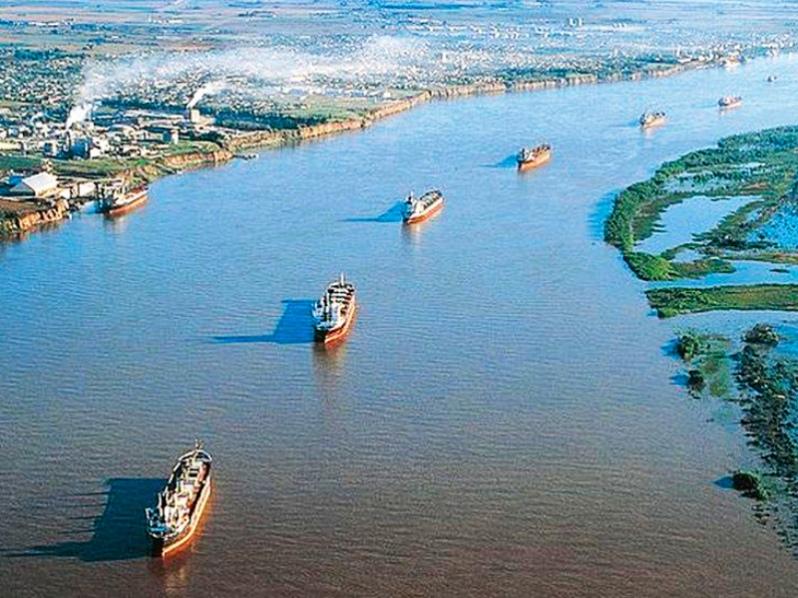 Gobierno de Argentina creará estatal que controlará la Hidrovía Paraguay-Paraná - MundoMaritimo