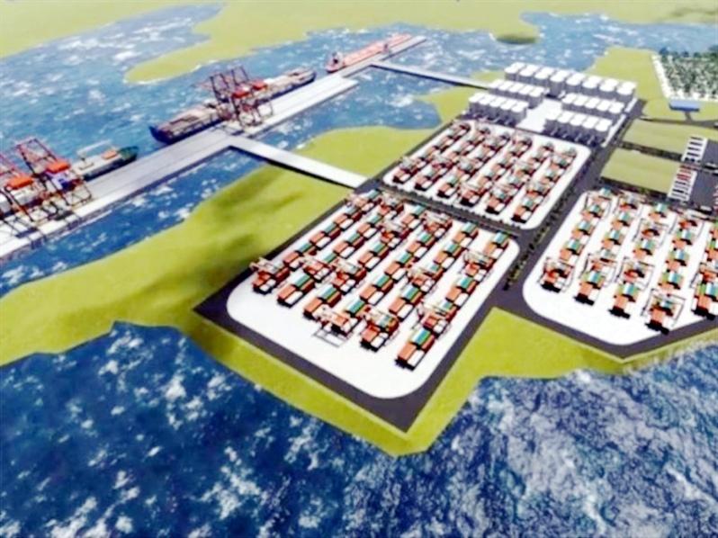 México: En 2021 iniciará primera etapa de corredor ferroviario T-MEC que  incluye creción de puerto en el Pacífico - MundoMaritimo